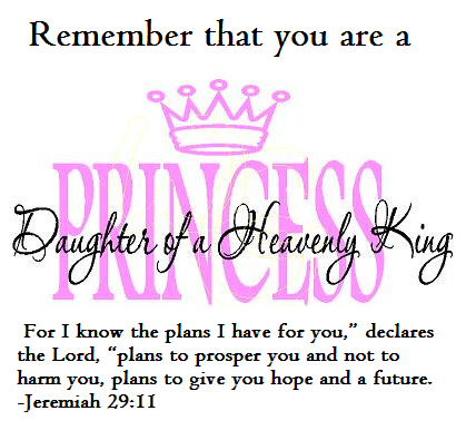 Tiara Bible Verse